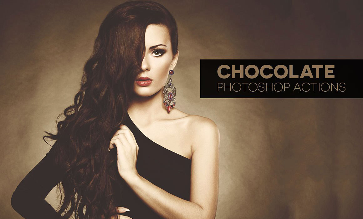 cocolate Photoshop actions